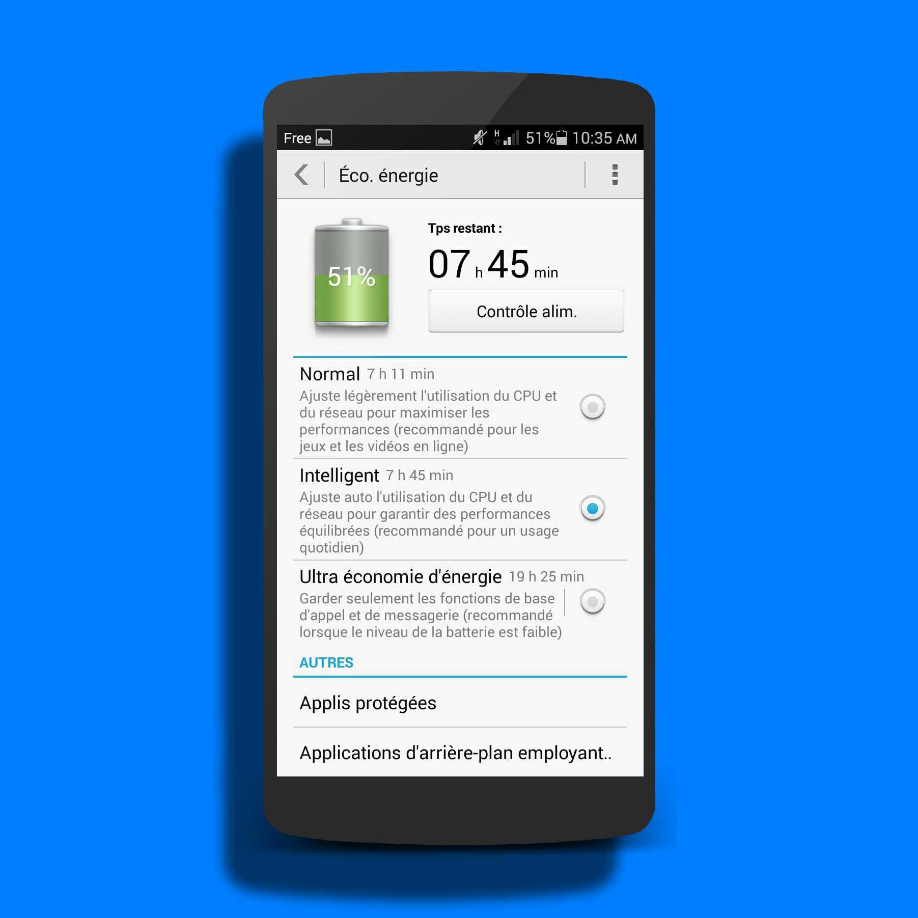 Batterie Ultra augmente considérablement l'autonomie du Huawei