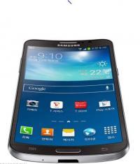 Samsung Galaxy Round incurvé