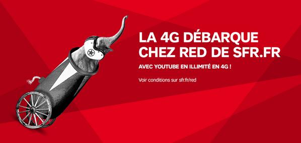 4G Red de SFR