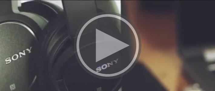 Test vidéo du Casque sans fil Sony MDR ZX-770BN