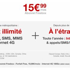 Free Mobile passe la 4G à 100 Go/mois toujours pour le même prix