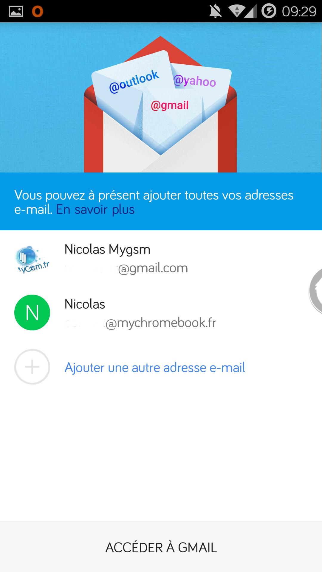 Gmail 5.0.5