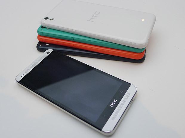 HTC dévoile le Désire 610 et le Désire 816.