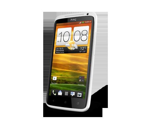 Créer des dossiers sur la page d'accueil du HTC One X