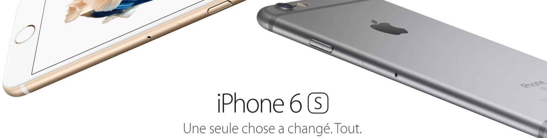 Où acheter son Iphone 6S au meilleur prix ?