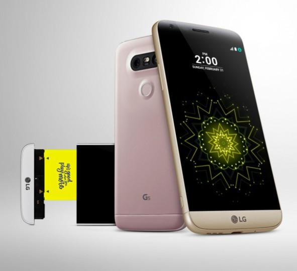 Comment faire une capture d'écran sur LG G5