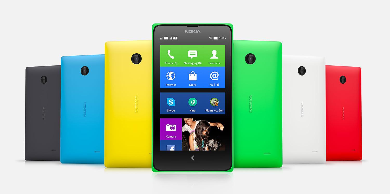 Nokia-X-Couleurs