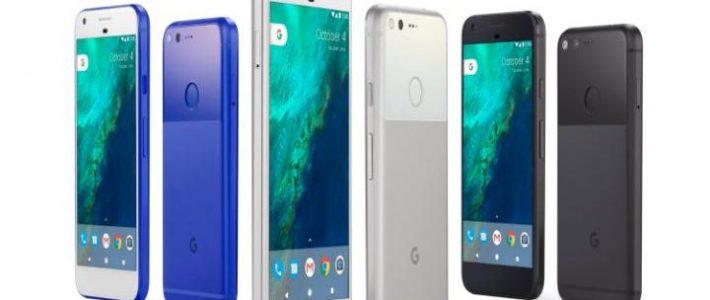 1 semaine pour gagner un le dernier smartphone PIXEL XL de Google