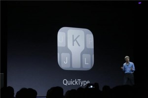 QuickType
