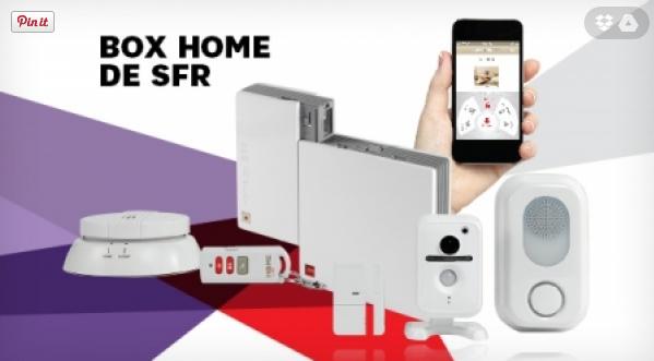 SFR lance la box Home de SFR   SFR