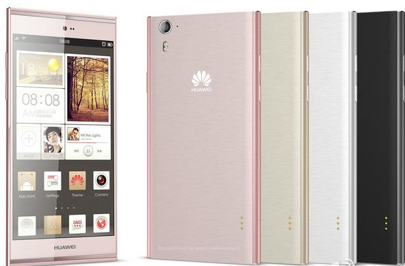Faire une capture d'écran sur Huawei Ascend P7