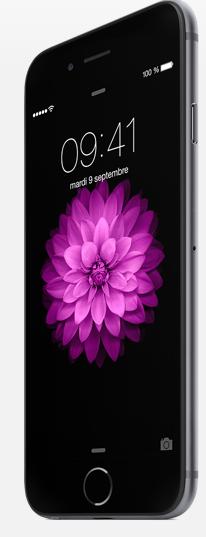 Comprendre les symboles de la barre d'état de votre iPhone 6 et 6 Plus.