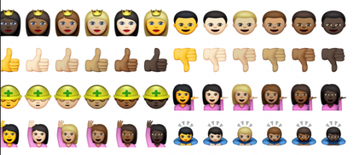 emoticones apple