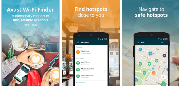 Trouvez les points d'accès internet gratuit pendant vos vacances