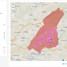l'ANFR lance une carte interactive des toutes les antennes mobile en France
