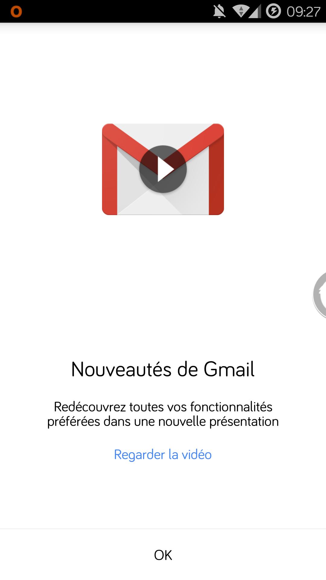 Gmail 5.0.1