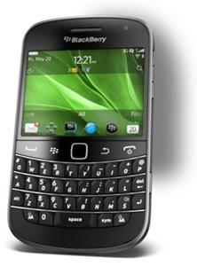 Changer le Fond d'écran du Blackberry Bold 9900
