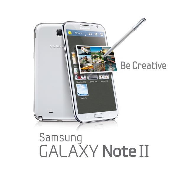 Notice d'utilisation du Samsung Galaxy Note 2