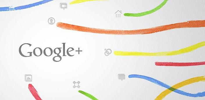 Mise à jour de Google plus sur IOS