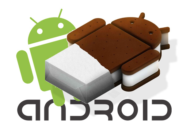 Interface Ice Cream Sandwich sur tous les  mobiles Android