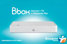 Box Bouygues Telecom