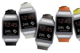Montre Samsung Gear sera compatible avec le Galaxy S4.
