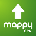 Mappy GPS free sur Android Off Line