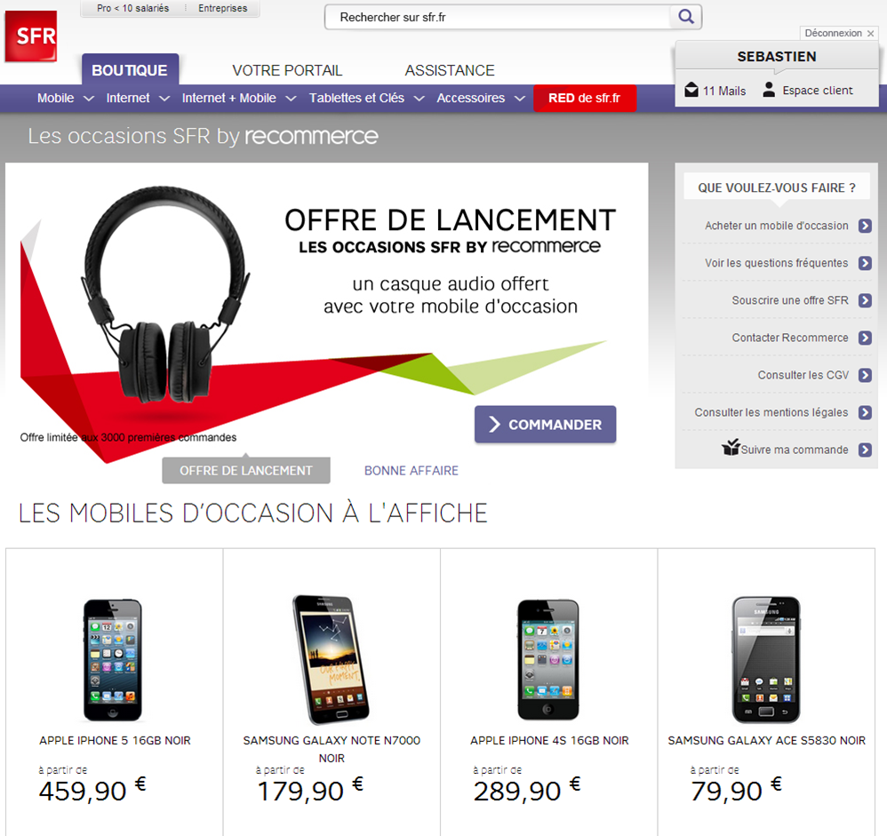occasions-SFR-by-Recommerce
