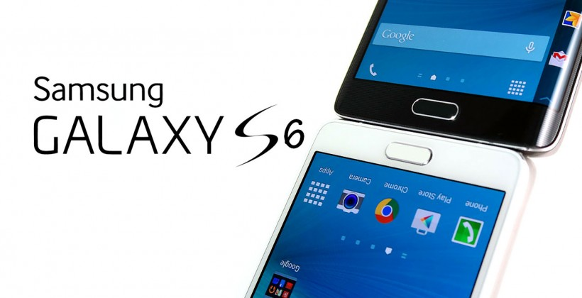 Faire une capture d'écran sur Samsung Galaxy S6 – S6 Edge