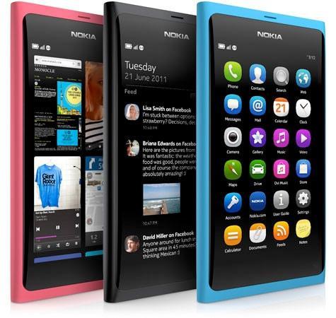 Fixer rapidement la position GPS sur Nokia N9