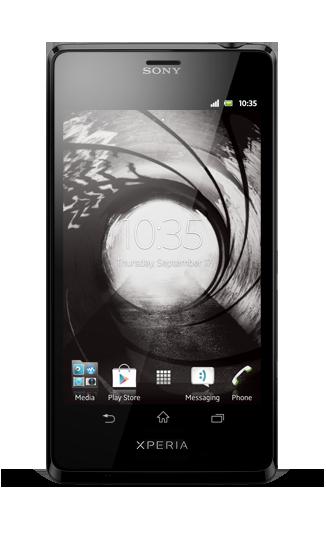 Faire un Hard reset sur le Sony Xperia T